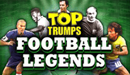 Top Trumps Football Legends Playtech
